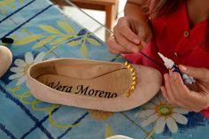 Fofoletes de Plantão: DIY: Sapatilha com ponteira de spikes