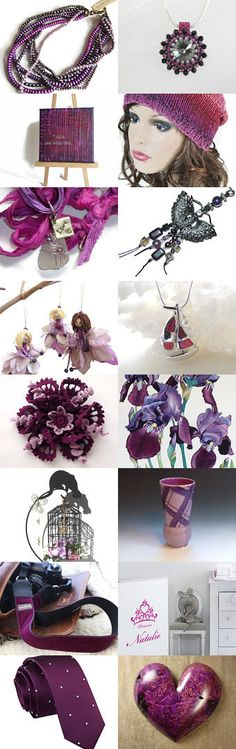 ~Plum Purdy~ by Alice on Etsy--Pinned with TreasuryPin.com