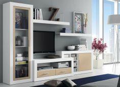 Mueble comedor moderno 60-M07-3RV :: Comedores modernos, bajo coste, Low Cost…