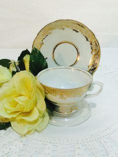 Antiga xícara de café em porcelana Real -São Paulo déc 50/60