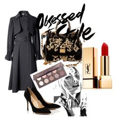 """Untitled #1"" by lilica3 ❤ liked on Polyvore featuring Dolce&Gabbana and Yves Saint Laurent"