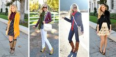 Accessory Report: Fall Shoe Trends