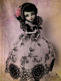 What did I bring back home from Little Dolls Salon? by NylonBleu on Flickr.