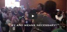 Newly Emerged Shock Video Reveals The Real Agenda Of 'Black Lives Matter'