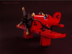 /by the oneman #flickr #LEGO #plane