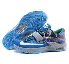 Cheap NIKE KD VII KD 7 New Blue Grey Shoes Free Shipping! Now Buy NIKE KD VII KD 7 New Blue Grey Shoes Save Up From NIKE KD VII KD 7 New ...