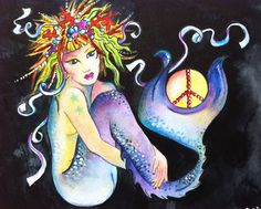 Mermaids for Peace
