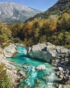 The Soča river has a distinct emerald green colour and is considered one of the most beautiful rivers in Europe.Do you think it deserves the title?