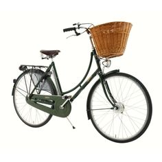 Pashley :: Princess Sovereign Regency Green