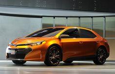 Toyota Corolla Furia Conceito