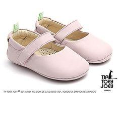 873f9c34dc Sapatilha Tip Toey Joey Dolly    laranjeiras kids