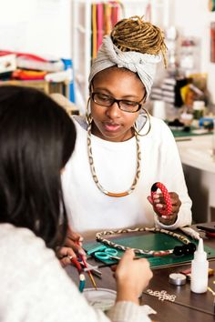Join a Cape Town jewellery maker at her home studio for a morning/afternoon of fabric manipulation. Great as a gift or wearable souvenir. Sunday Activities, Air B And B, Fabric Jewelry, Fabric Manipulation, African Fabric, Jewelry Crafts, Jewellery Maker, Jewelry Making, Cape Town