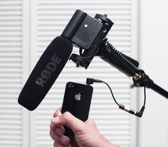 iPhone 4 como grabadora de audio con micrófono externo.