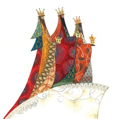 christmas 3 kings   Christmas cards - Gold, frankincense & myrrh
