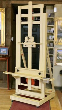 Artist Easel Plans You Can Build