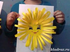 Creative Crafts, Diy And Crafts, Arts And Crafts, Paper Crafts, Diy Paper, Spring Crafts For Kids, Summer Crafts, Art Drawings For Kids, Art For Kids