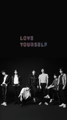 BTS LOVE YOURSELF 轉 'Tear' Concept Photo O version Lockscreens