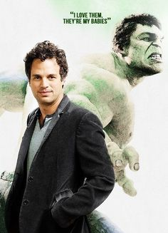 Mark Ruffalo on Bruce Banner and The Other Guy