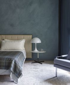 First Hill High Rise Condominium Master Bedroom By Michelle Dirkse Interior Design