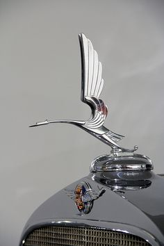 Hood Ornament..Re-pin...Brought to you by #HouseofInsurance for #CarInsurance #EugeneOregon