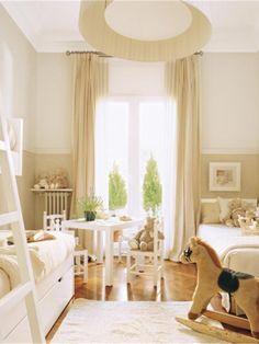 Un cuarto para niños con mucho encanto