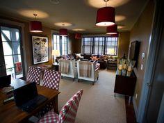 HGTV Dream Home 2012 - family room