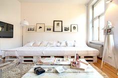 La petite fabrique de rêves: Le superbe loft allemand de Lena Terlutter ...