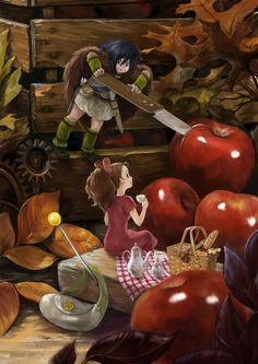 Spiller & Arrietty Clock - The Secret World of Arrietty,Studio Ghibli Totoro, Secret World Of Arrietty, The Secret World, Secret Life, Film Animation Japonais, Animation Film, Studio Ghibli Art, Studio Ghibli Movies, Hayao Miyazaki