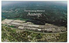 Postcards - United States # 253 - Home of Amway, Michigan