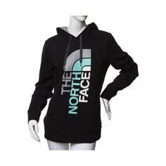 Womens The North Face Trivert Logo Hoodie
