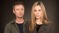 Looking forward to this TV Drama - BBCAmerica's 'Intruders' with John Simm and Mira Sorvino, from the novel by Michael Marshall Smith