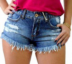 7 maneiras de usar shorts jeans