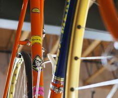 Original Eddy Merckx Molteni Team Bike