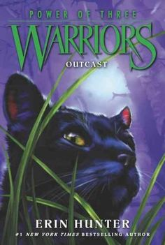 Erin Hunter's #1 nationally bestselling Warriors series continues in Warriors: Power of Threenow featuring fierce new art. The third book in this third series, Warriors: Power of Three #3: Outcast , b