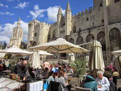 Avignon, France, Apr 2015
