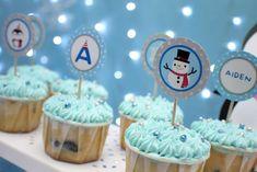 winter wonderland Birthday Party Ideas