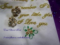Mother of the Bride  Personalized Bridal by ABridesEyeView on Etsy, totally customizable work.