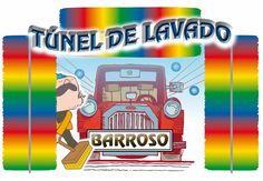 Gente de Villaverde: Túnel de Lavado Barroso Lava, Madrid, Games, Gaming, Pallet, Plays, Game, Toys