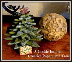 Creative Paperclay® air dry modeling material: Think outside the ... cookie? A Creative Paperclay® Inspired Cookie Tree