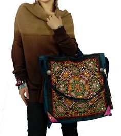 34 Best Fashion Ethnic Embroidered Bags images  cd12858456f3b