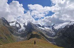 Anstrengende 70h Tour in dern Alpen mit Überquerung mehrerer 3000. Sehr schöne Bilder: Obergurgler Hüttenrunde