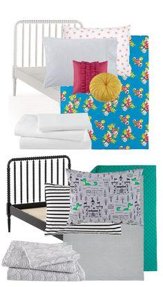 Boy and Girl Shared Bedroom Design