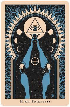 Image result for r. black tarot deck