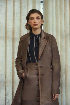 Alejandra Alonso Rojas коллекция | Коллекции осень-зима 2017/2018 | Нью-Йорк | VOGUE