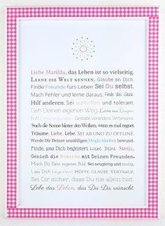Geschenk Erstkommunion / Jugendweihe Mädchen #konfirmation #erstkommunion #jugendweihe