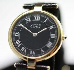 1970 Cartier Vintage Watch
