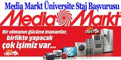 Media Markt 2017 Üniversite Staj Başvurusu – UniDestek