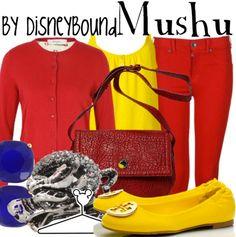 DisneyBound Casual | tags disney disneybound frozen fashion source disneybound 9 months ago ...