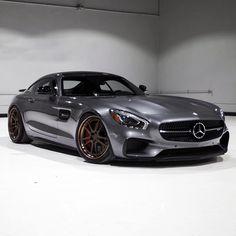 Mercedes AMG GTS Edition1