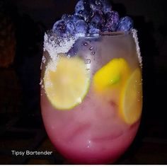 Friday Night Jumpoff Cocktail - For more delicious recipes and drinks, visit us here: www.tipsybartender.com